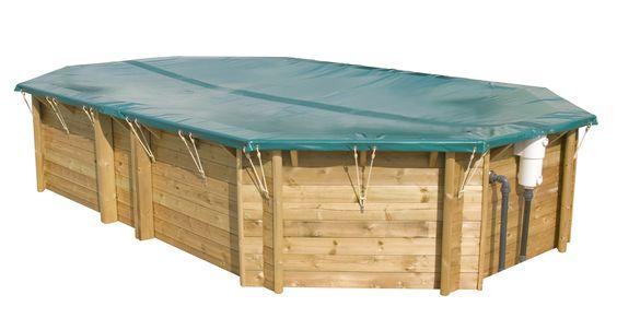 Zwembad afdekkingen, (cover swimmingpool)