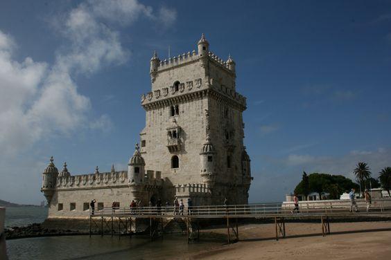 Torre de Belém - Lisboa-Pt