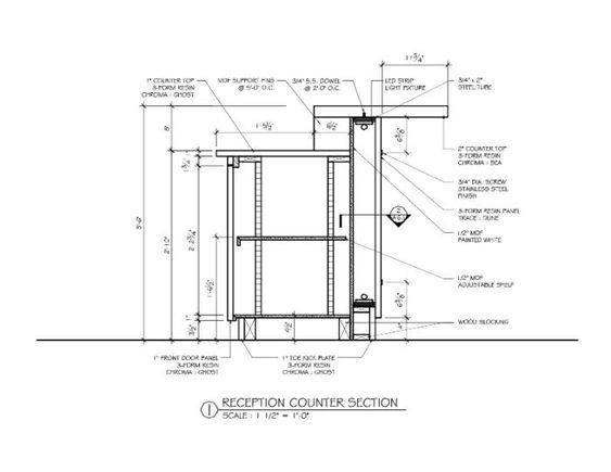 Bar Counter Drawings And Read More On Pinterest