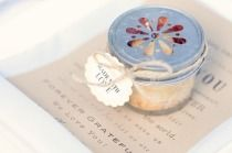 Wedding Favor: Wedding Favors, Favors Soincrediblycute, Dusty S Wedding, Diy Wedding, Mason Jar Pies