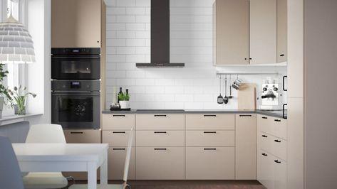 Kitchen Ikea Ubbalt 42 Ideas Med Bilder Kok Layout Kok
