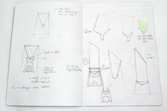 Projet étudiant : Ascentium par Charline Ronzon-Jaricot