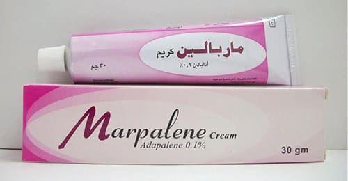 ماربالين كريم لعلاج التهابات الجلد Marpalene Cream Cream Toothpaste Personal Care