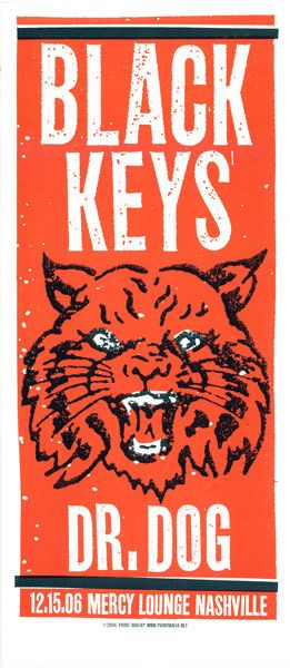 Black Keys/Dr. Dog ‏@PrintMafia