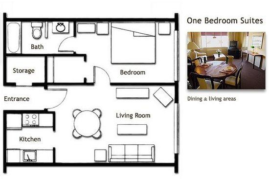 Single Couple Housing Appartment Hotel Room Plan Hotel Suite Floor Plan Room Planning