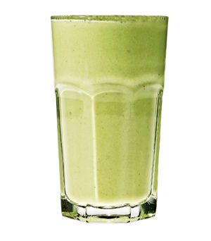 This Green Tea Ginger Smoothie speeds up metabolism and protects the heart.