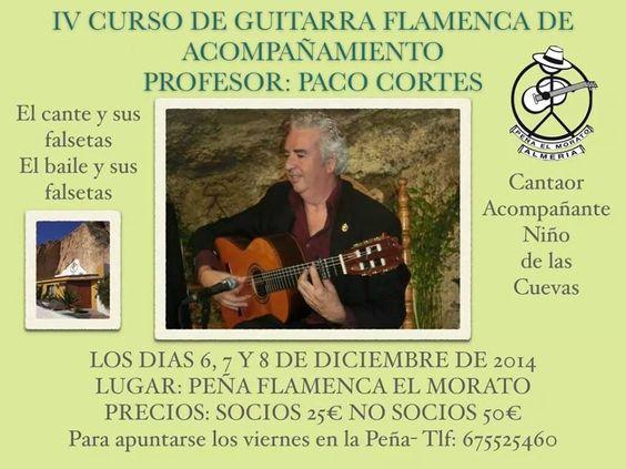 Fundación Guitarra Flamenca Www Fundacionguitarraflamenca Com Clases En Linea Cursillo Flamenco