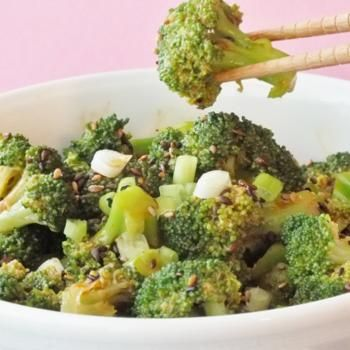 Broccoli Salad, A Korean Banchan