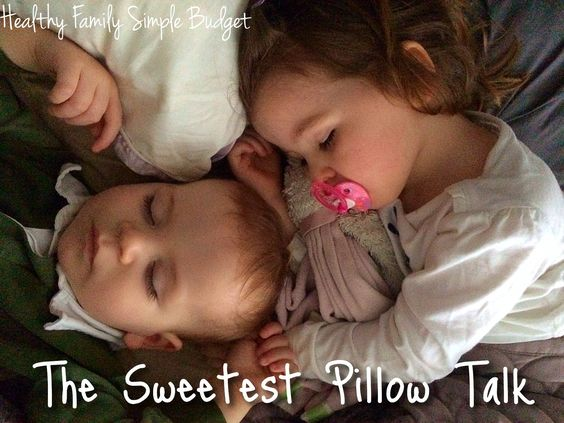 Up on the blog this morning, the Sweetest Pillow Talk <3  #toddlerlife #lifewithtoddlers #parenting #lifelessons #mommyblog