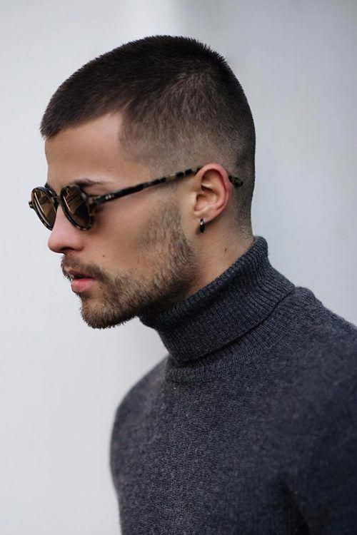 Haircuts For Short Hair Men That Really Are Great Haircutsforshorthairmen Very Short Hair Men Men S Short Hair Mens Hairstyles Short