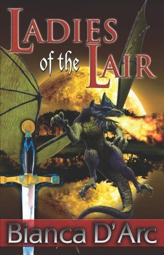 Ladies of the Lair (Dragon Knights, Books 1 & 2) by Bianca D'Arc, http://www.amazon.com/gp/product/159998251X/ref=cm_sw_r_pi_alp_SPa1pb0W3DNTG