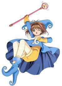 The Blue Sheep Costume - Cardcaptor Sakura Wiki