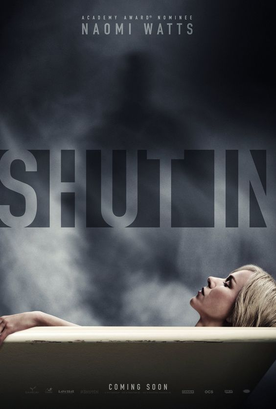 Shut In - Upcoming Thriller Movie: Naomi Watts, Oliver Platt, David Cubitt, and Jacob Tremblay star in Farren Blackburn's… #Movie #Thriller