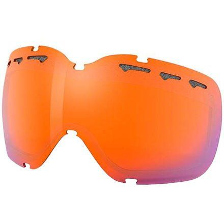 Your super tinted goggles just not cutting it on stormy days? Pick up an Oakley Stockholm Goggle replacement lens. Choose from a variety of lenses (see lens tint chart) if you took a nasty fall and scratched your other Stockholm lens, or you just need a more versatile lens for overcast days so you can right when the light is flat...