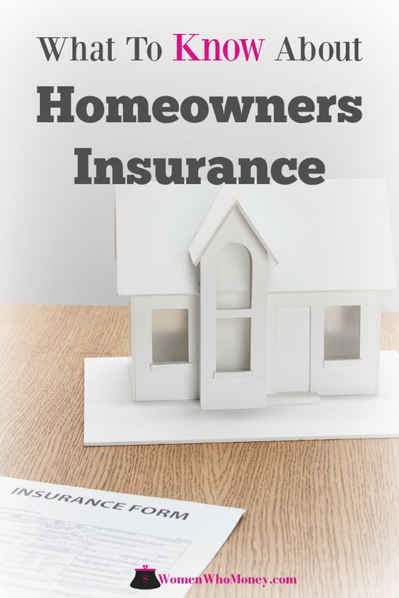 It might not be fun or sexy, but it's important to understand your home insurance policy so you know what's covered and what's excluded before you experience any unpleasant surprises. #home #insurance #homeowners #policy #coverage #exclusions #money #personalfinance via @womenwhomoney