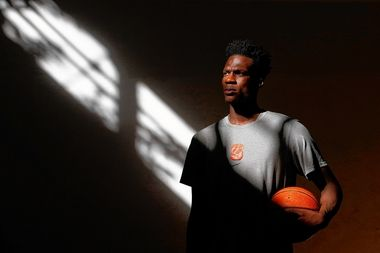 The Syracuse basketball forward opens up with close friends and family.  He…