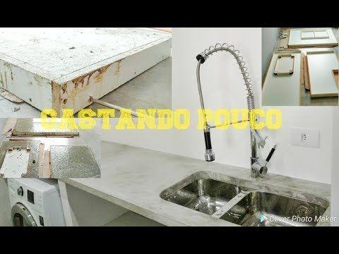 23 Bancada De Concreto Cozinha Passo A Passo Diy Diario De