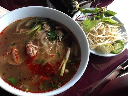 Pho bowl of pho and asian cuisine on pinterest for Asian cuisine and pho
