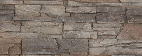Kenai Faux Stone Panels
