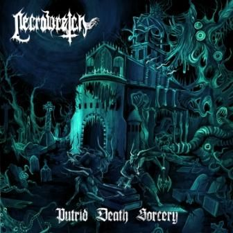 "NECROWRETCH premieres new track, ""Putrid Death Sorcery,"" on Decibel Magazine.com"