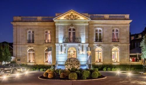 La Grande Maison de Bernard Magrez - Bordeaux, FR  Luxury hotel