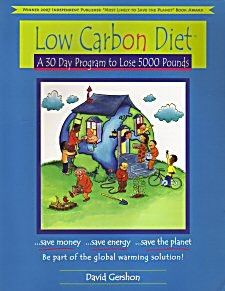 A program, in the Weight Watchers style, to reduce the amount of CO2 you are…