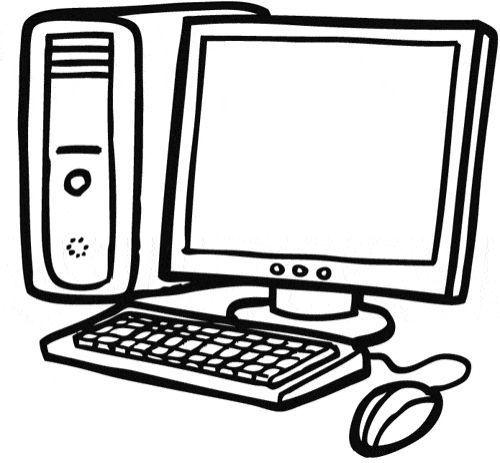Antivirenprogramm Kostenlos Computer Bild Ausmalen Computer Bild Malvorlagen