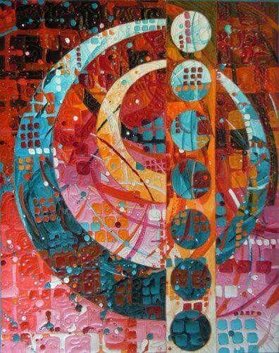Art Quilt: