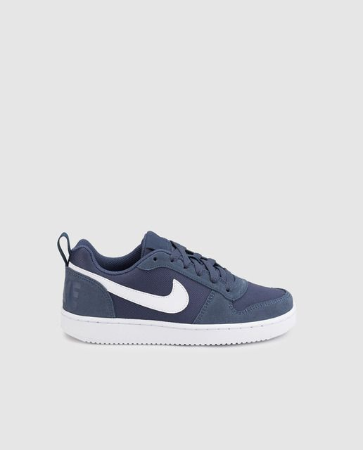 Zapatillas deportivas de niño Court Borough Low PE GS Nike