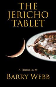 The Jericho Tablet by Barry Webb ebook deal