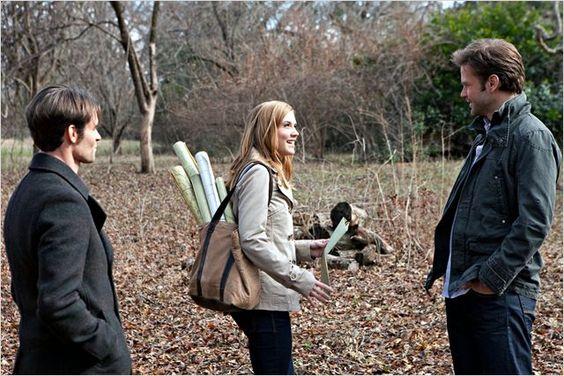Crónicas vampíricas : foto Daniel Gillies, Matthew Davis, Sara Canning