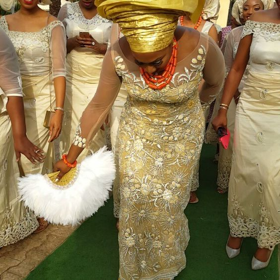 Laviva Bridal Concepts: Stunning And Stylish Igbo Brides Fashion Look Book That