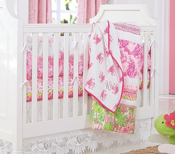 Lilly Pulitzer On Parade Baby Bedding Sets Baby Bedding Sets