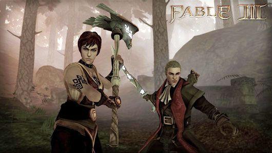 Fable Iii Fables Fable 3 Zelda Characters