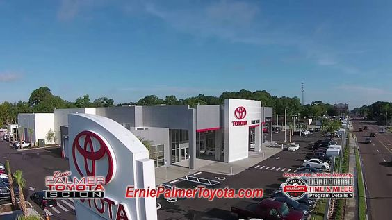 Jacksonville Toyota Dealer - Family Owned and Operated Ernie Palmer