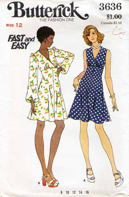 8805 Vintage McCalls SEWING Pattern Misses Top Pants Casual VTG UNCUT OOP FF SEW