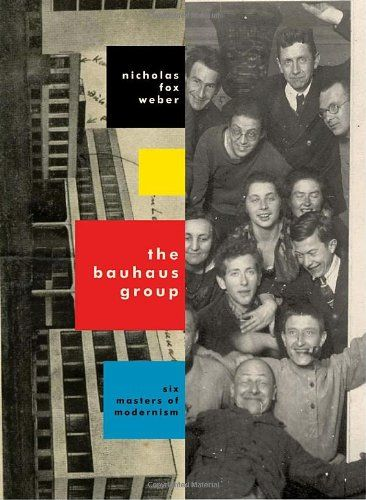 The Bauhaus Group: Six Masters of Modernism by Nicholas Fox Weber http://www.amazon.com/dp/0307268365/ref=cm_sw_r_pi_dp_Caucvb017A948