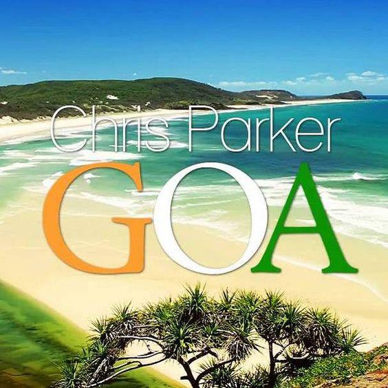 DJ Chris Parker – GOA (single cover art)