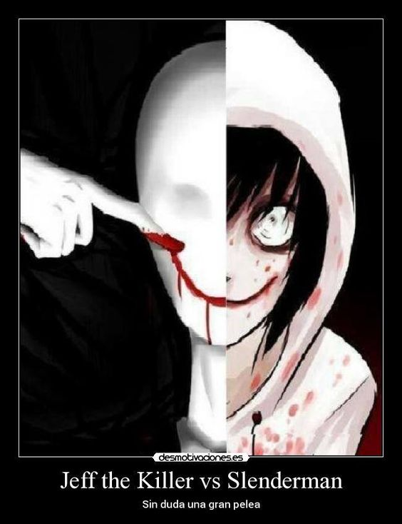 jeff the killer and his friends want to meet