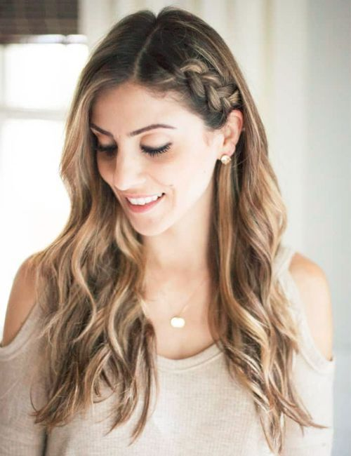 Braided Hairstyles Black Braided Hairstyles Half Up Half Down Senior Braided Hairstyles Color 51 How To Cu In 2020 Coole Frisuren Zopffrisuren Geflochtene Frisuren