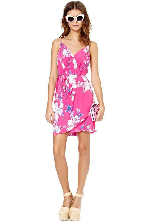 Yumi Kim Silk Goddess Dress - Dresses |  | Clothes