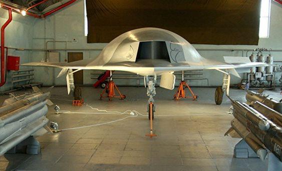 MiG começou a desenvolver drones de alta velocidade