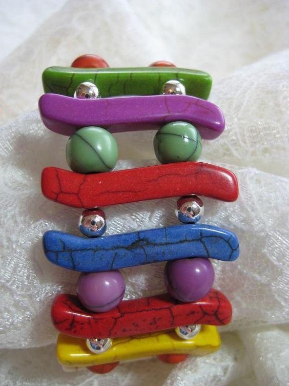 Colorful Bracelet: