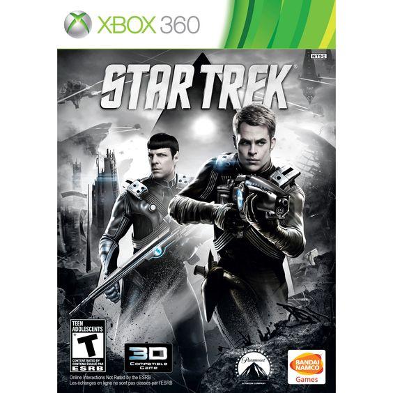 Xbox 360 - Star Trek, Green