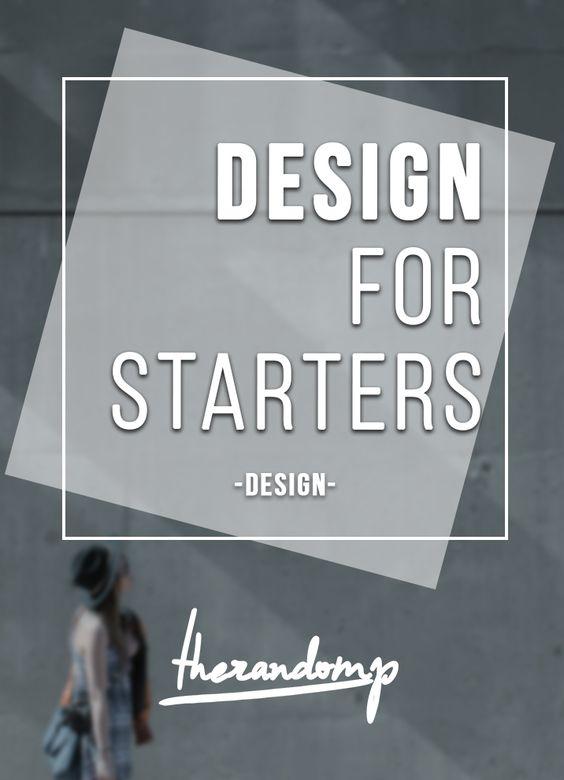 Where to start if interested in Graphic design?  http://therandomp.com/blog/2015/7/10/where-to-start-tipsntricks