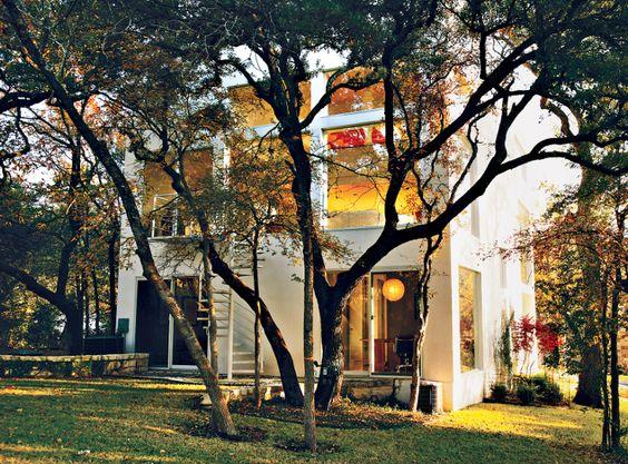 dustjacket attic: Interior Design | A Home In Texas