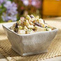 Quick & Healthy Greek Potato Salad