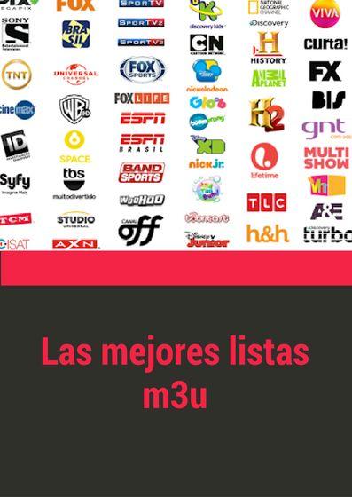 La Mejor Página Web Para Descargar Listas M3u Para Ver Peliculas Series Anime Deportes Novelas Noticias Y Document Ver Películas Documentales Peliculas