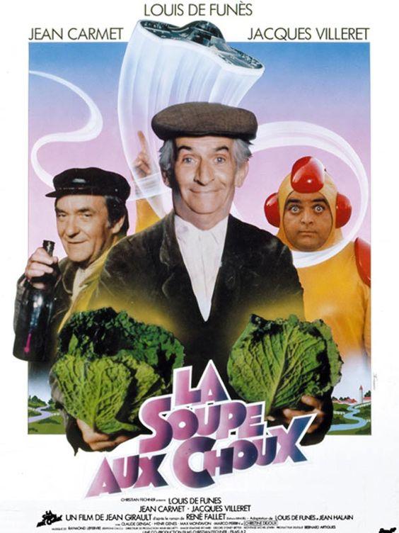 La Soupe aux choux (1981, Jean Girault)