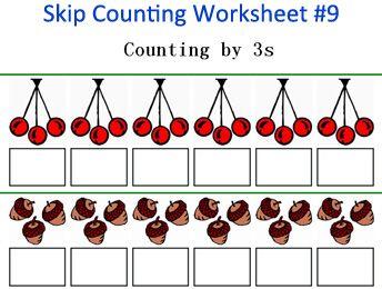 student number worksheets and count on pinterest. Black Bedroom Furniture Sets. Home Design Ideas